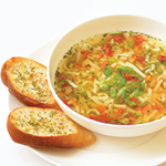 Instant Noodle Soup - Chicken