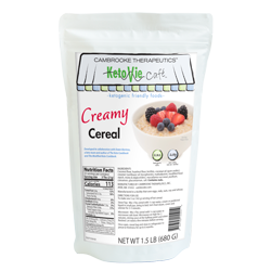 KetoVie Café Creamy Cereal MAIN