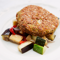 KetoVie Café Veggie Pattie MAIN