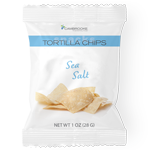 Tortilla Chips - Sea Salt
