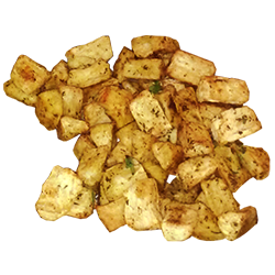 Yuca Tater Home Fries