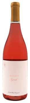 2019 Rosato di Syrah – Mudd West Vineyard MAIN