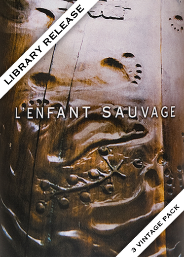 Vertical of L'Enfant Sauvage Chardonnay MAIN
