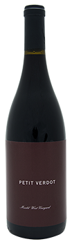 2015 Petit Verdot – Mudd West Vineyard, North Fork of Long Island AVA