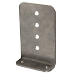 "Heavy Duty Vertical Bunk Bracket 8"" Galvanized THUMBNAIL"