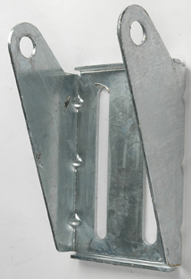 Panel Bracket - 4'' Galvanized_MAIN