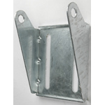 Panel Bracket - 5'' Galvanized_THUMBNAIL