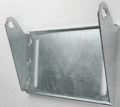 Panel Bracket - 10'' Galvanized