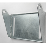 Panel Bracket - 10'' Galvanized_THUMBNAIL