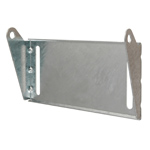 Panel Bracket - 12'' Galvanized THUMBNAIL