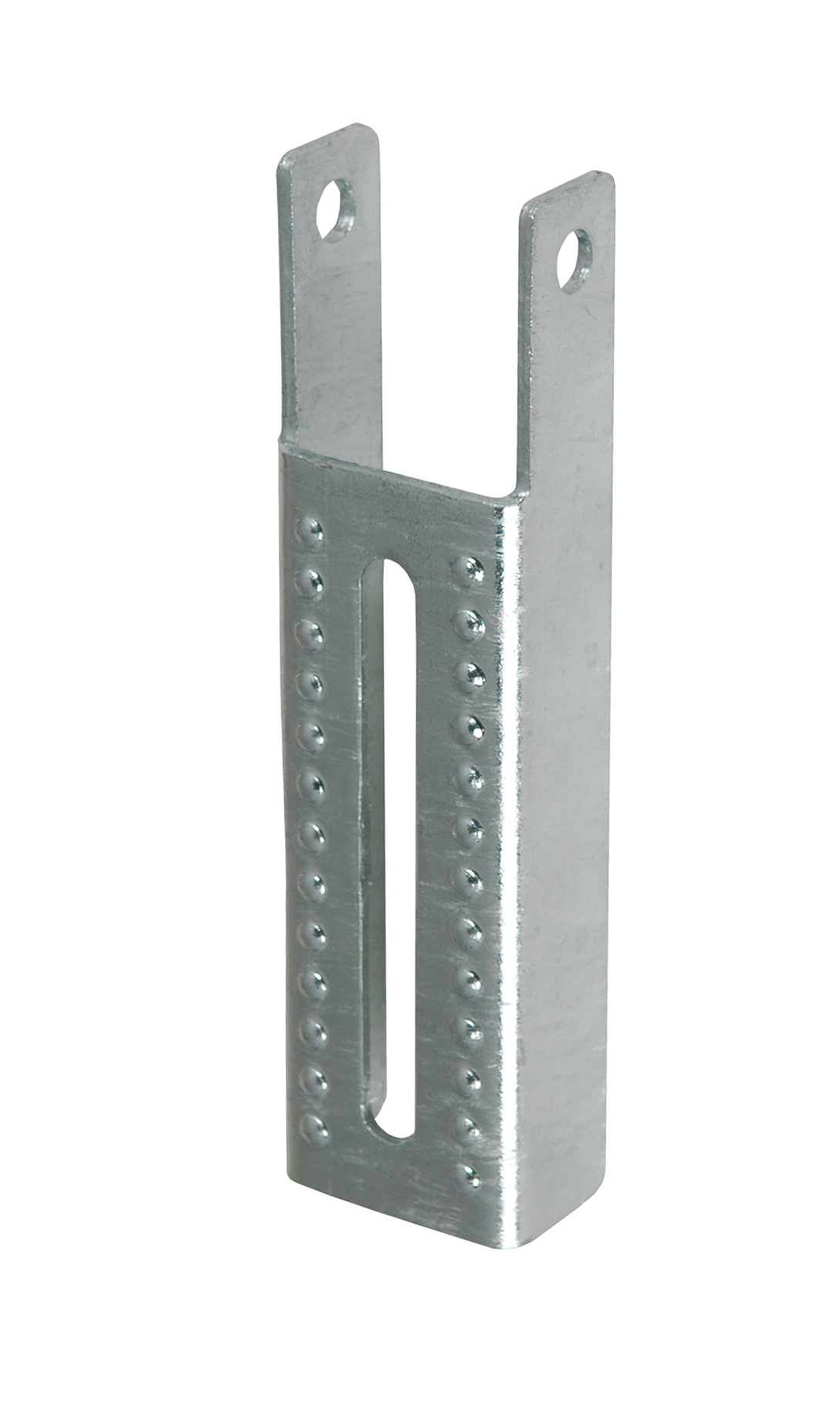 Vertical Bunk Bracket Dimpled, 7-1/2''