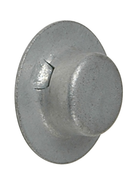 "Cap Nuts -5/8"" Diameter 8 Per Package"