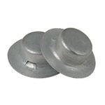 "Cap Nuts -1/2"" Diameter 8 Per Package_THUMBNAIL"