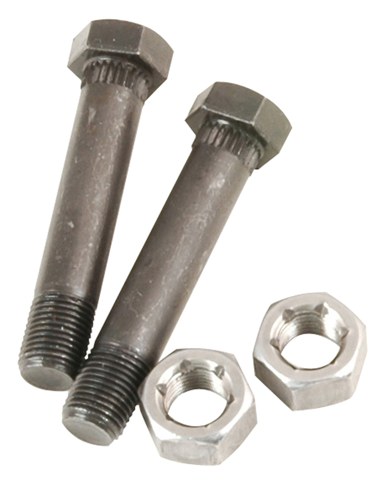 Shackle Bolts & Lock Nuts- 3""