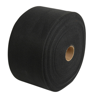 "Roll Carpet, Black- 11"" X 150' MAIN"