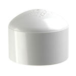 Replacement Pvc Cap For Post Guide-On Pvc Post THUMBNAIL