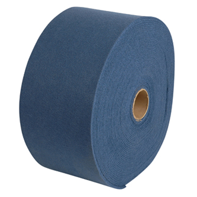 "Roll Carpet, Blue- 11"" X 150' MAIN"