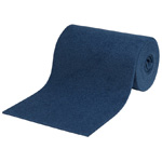 "Roll Carpet, Blue- 11"" X 12'"