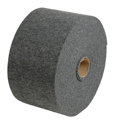 "Roll Carpet, Grey- 11"" X 150'_SWATCH"