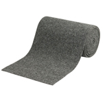 "Roll Carpet, Grey- 11"" X 12'"