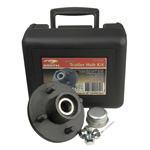 "Trailer Hub Kit 1"" Spindle, 4x4"" Stud 1250 Lb Capacity_THUMBNAIL"