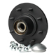 "Trailer Hub Kit Tapered Spindle, 8x6.5"" Stud 3500 Lb Capacity Mini-Thumbnail"