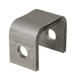 "Front Spring Hanger Bracket Weld-On, 1-1/2"" X 2"" THUMBNAIL"