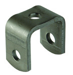 "Front Spring Hanger Bracket Weld-On, 1-1/2"" X 2-3/8"" THUMBNAIL"