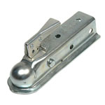 "Trailer Coupler, 2"" Ball"
