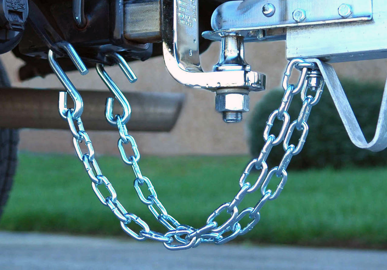 Safety Chains- Class Iii (Pair)