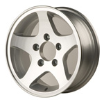 "13"" Aluminum Star Wheel THUMBNAIL"