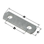 "Frame Strap/Shackle Link 5-1/8"" Long THUMBNAIL"