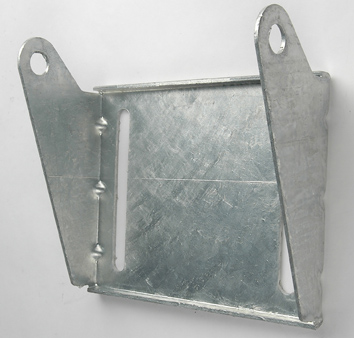 "Panel Bracket - 8"" Galvanized"