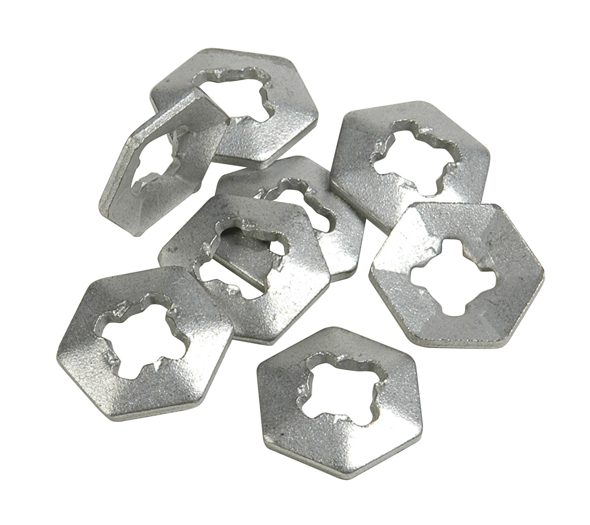 "Pyramid Washers - 7/16"" 8 Per Package"