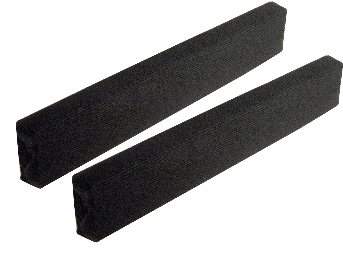 Carpeted Bunks Pair 72""