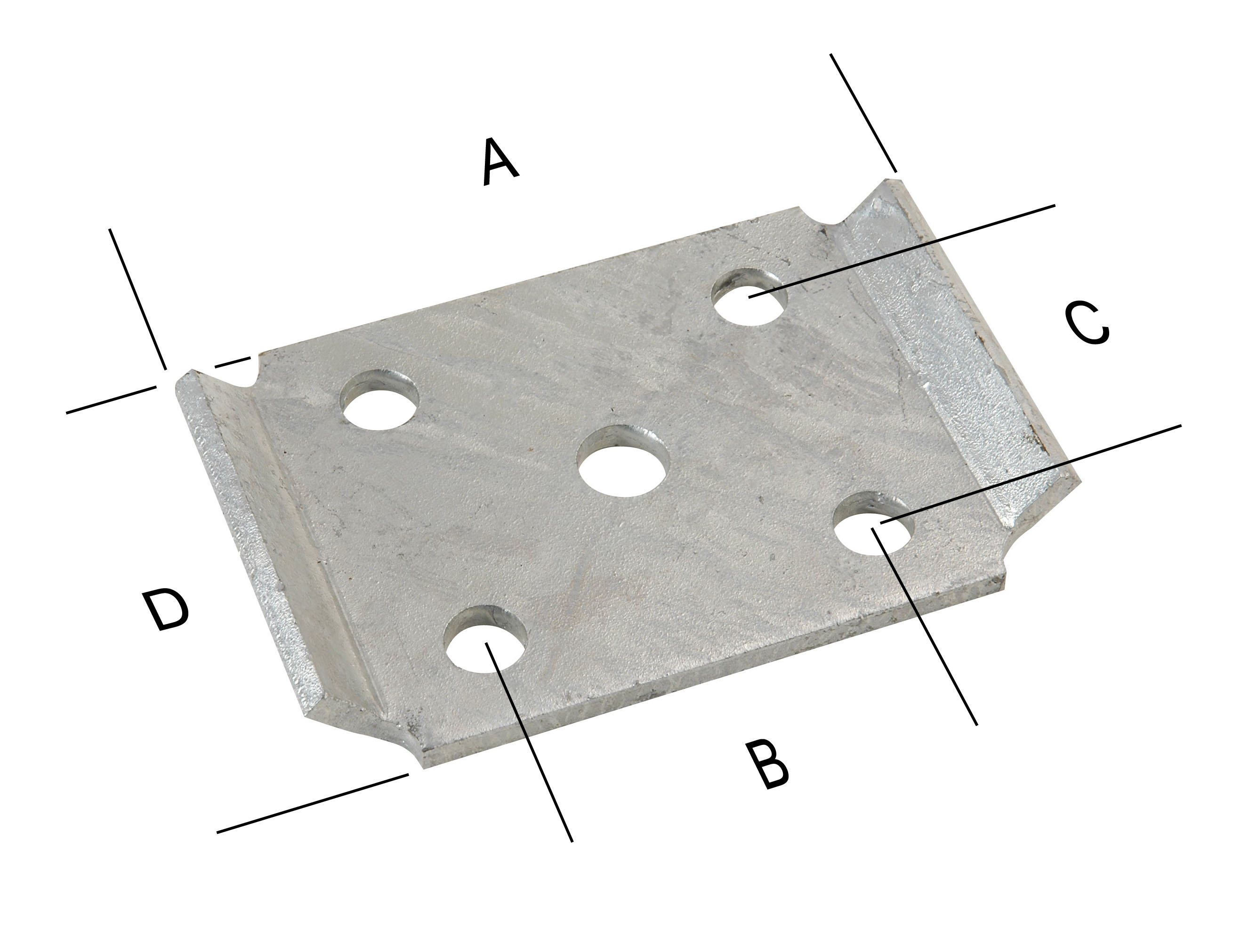 Axle Tie Plate