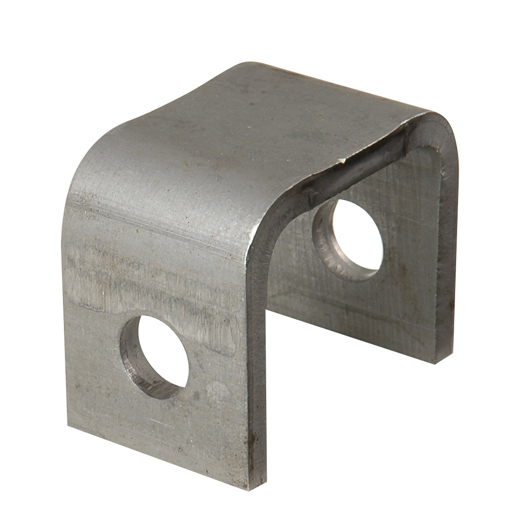 "Front Spring Hanger Bracket Weld-On, 1-1/2"" X 2"""