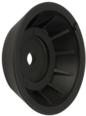 "3"" Bell End Black Tpr MAIN"