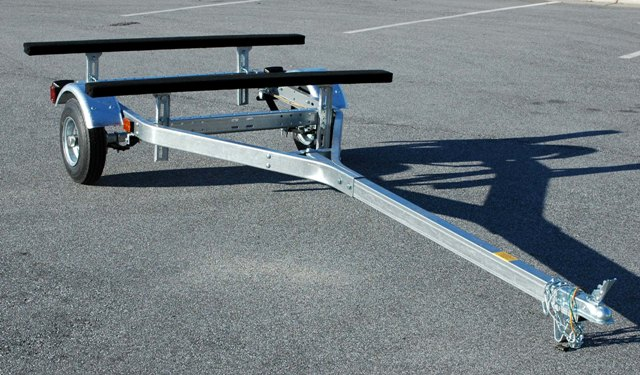 "Trailer Tongue Extra Long 90"" MAIN"