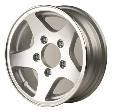 "12"" Aluminum Star Wheel MAIN"