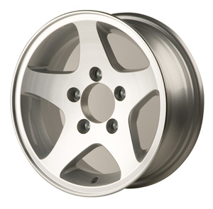 "13"" Aluminum Star Wheel"