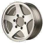 "15"" Aluminum Star Wheel"