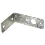 Tail Light Bracket - Galvanized THUMBNAIL