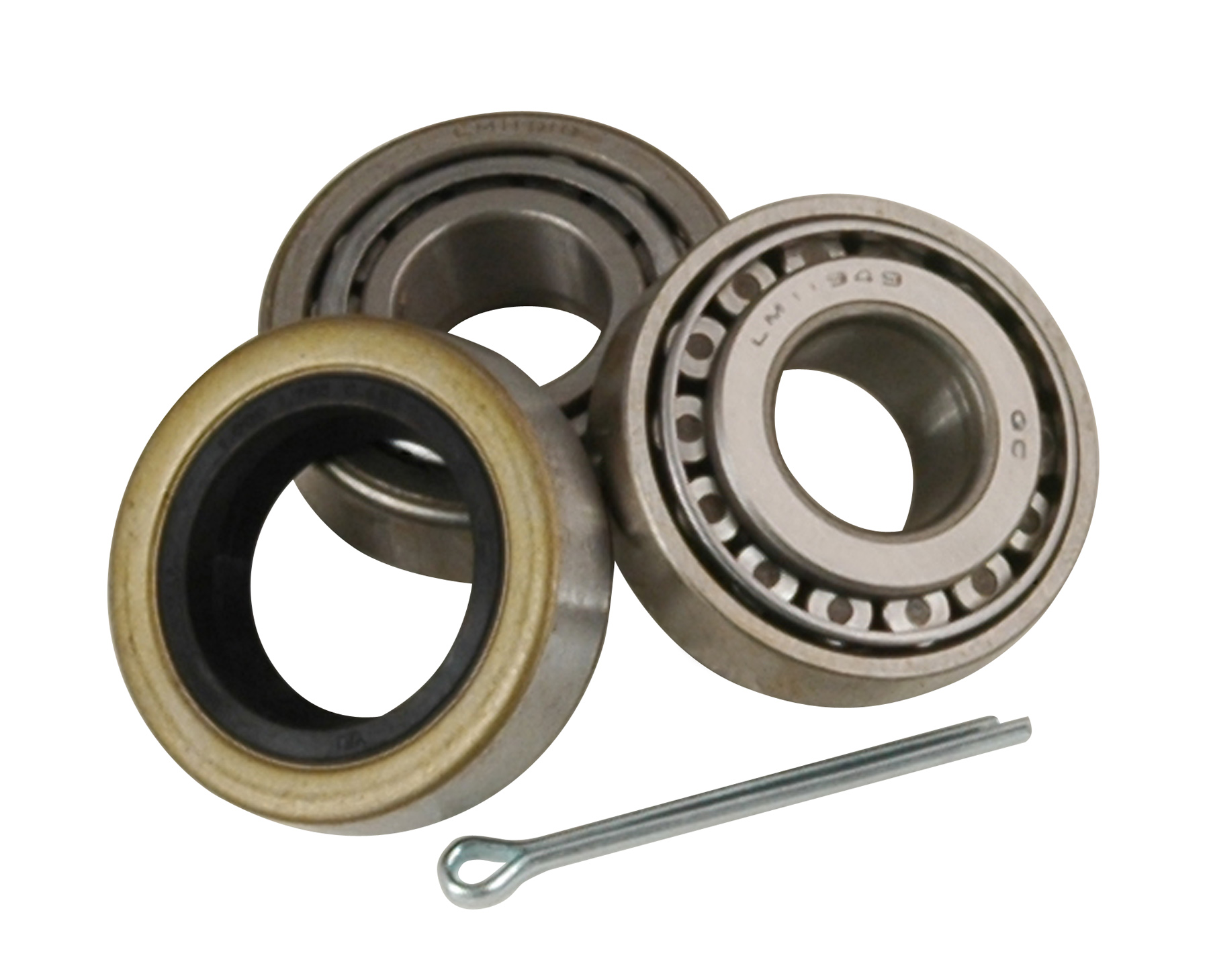 "Bearing Kit 3/4"" Straight Spindle MAIN"