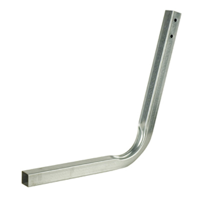 Replacement Upright Bunk Board Guide-On 75 Degree Bend