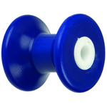 "3"" Bow Roller Blue TPR THUMBNAIL"