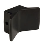 "4""X4"" Bow Y Stop Black Natural Rubber THUMBNAIL"