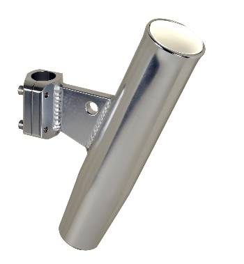 "Aluminum Rod Holder Vertical Clamp -Fits 1.05"" OD Rails_THUMBNAIL"