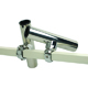Pontoon Square Rail Adjustable Clamp-On Mini-Thumbnail