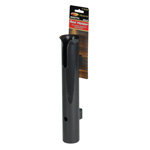 Single Rod Rack- Black